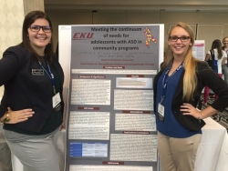 Pi Theta Epsilon Students Present Research At National Conference