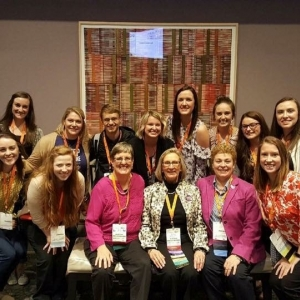 Group Pic at AOTA Conference