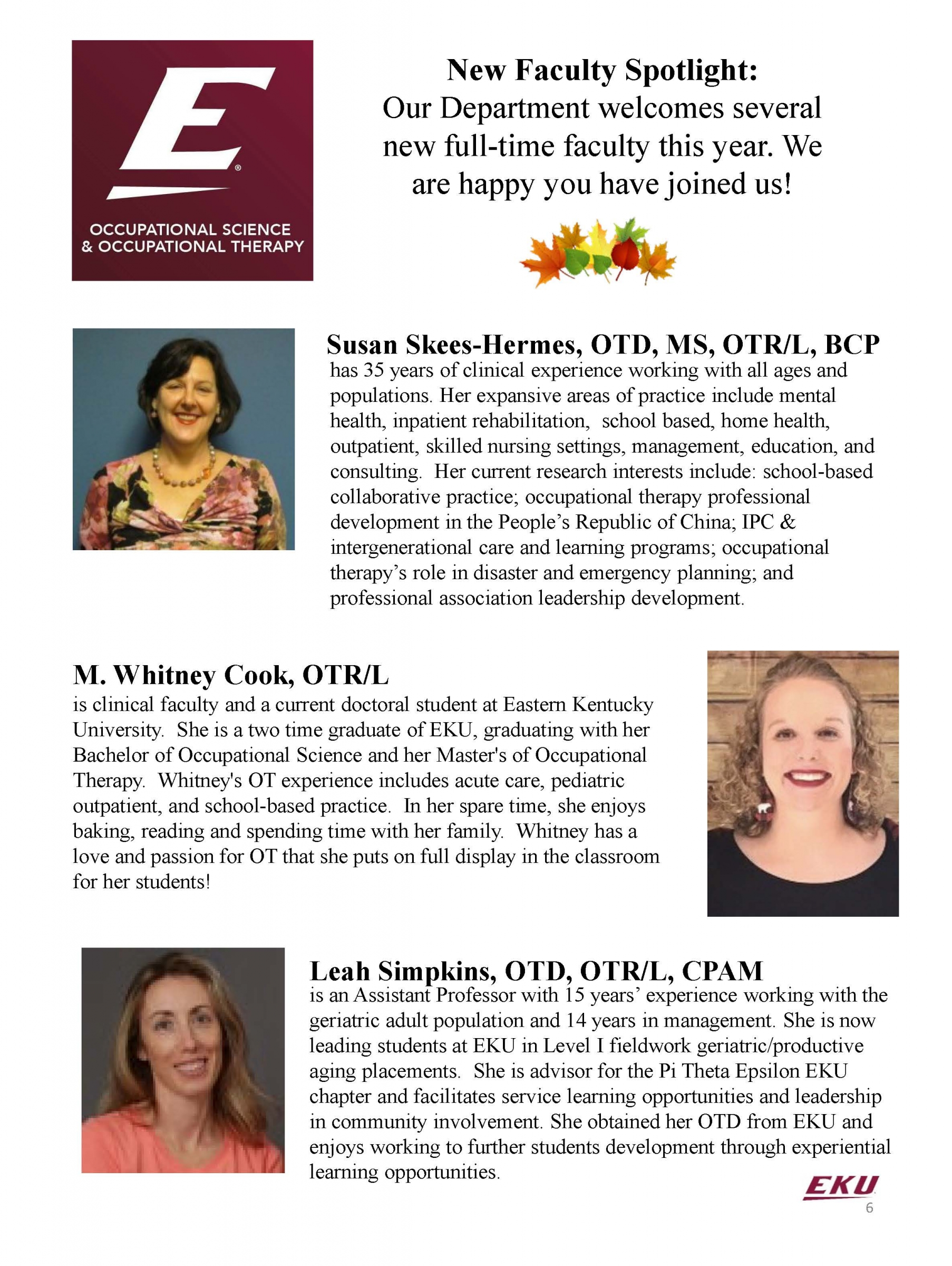 Fall 2019 Newsleter OSOT pg 6